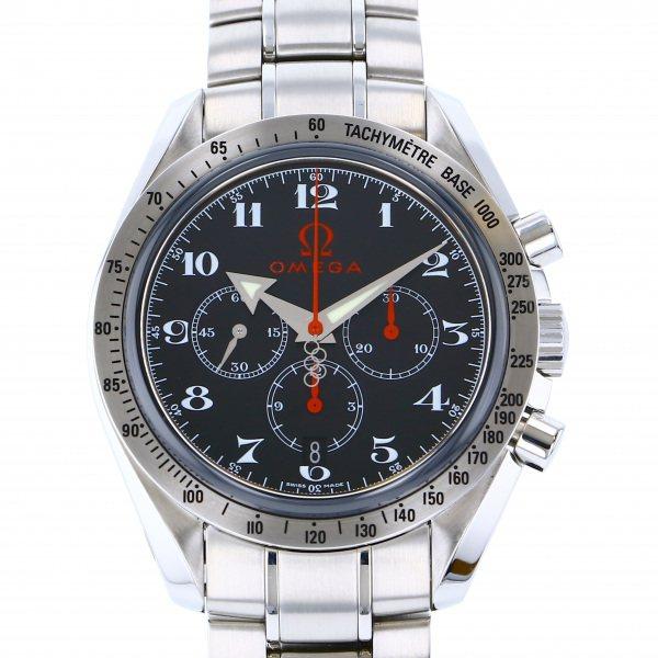 オメガ OMEGA スピードマスター オリンピック コレクション 3557.50 ブラック文字盤 メンズ 腕時計 【中古】