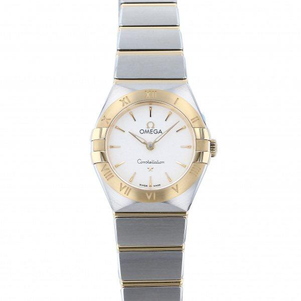 オメガ OMEGA コンステレーション 131.20.25.60.02.002 シルバー文字盤 レディース 腕時計 【新品】