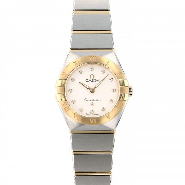 オメガ OMEGA コンステレーション 131.20.25.60.52.002 シルバー文字盤 レディース 腕時計 【新品】