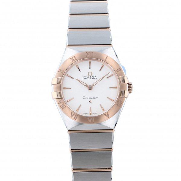 オメガ OMEGA コンステレーション 131.20.28.60.02.001 シルバー文字盤 レディース 腕時計 【新品】