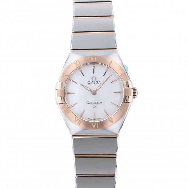 オメガ OMEGA コンステレーション 131.20.28.60.05.001 ホワイト文字盤 レディース 腕時計 【新品】