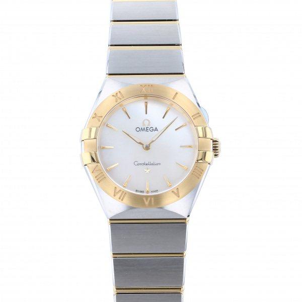 オメガ OMEGA コンステレーション 131.20.28.60.05.002 ホワイト文字盤 レディース 腕時計 【新品】