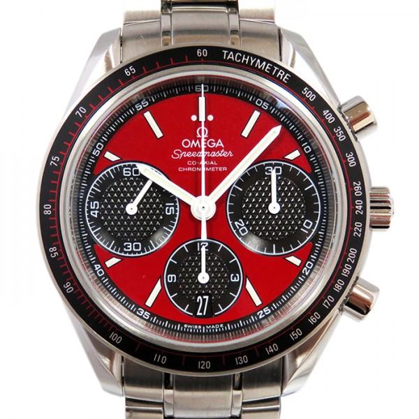 100%本物 オメガ OMEGA スピードマスター レーシング 326.30.40.50.11.001 レッド/ブラック文字盤 新品 腕時計 メンズ, STORM 14bfd193