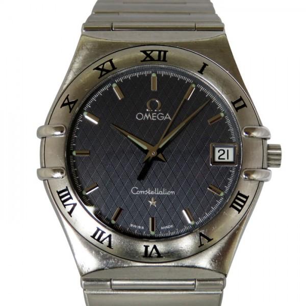 オメガ OMEGA コンステレーション 1512.40 グレー文字盤 ボーイズ 腕時計 【中古】