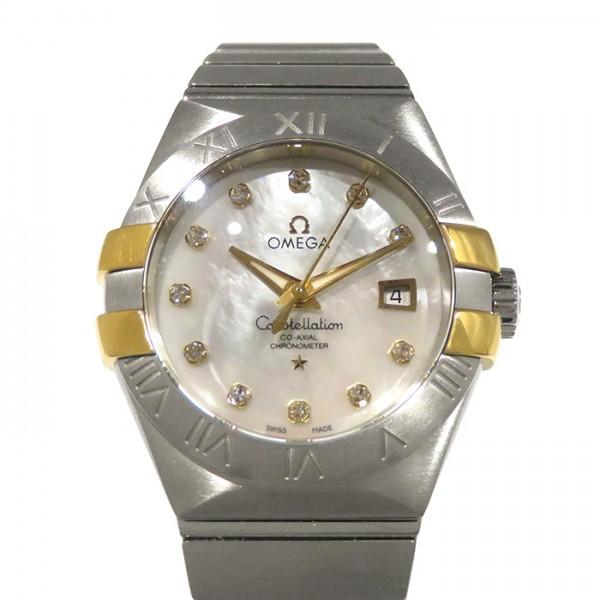 超爆安 オメガ OMEGA コンステレーション コーアクシャル 腕時計 123.20.31.20.55.004 オメガ ホワイト文字盤 OMEGA 新品 腕時計 レディース, カイタマチ:b0f33f74 --- qimedia.in