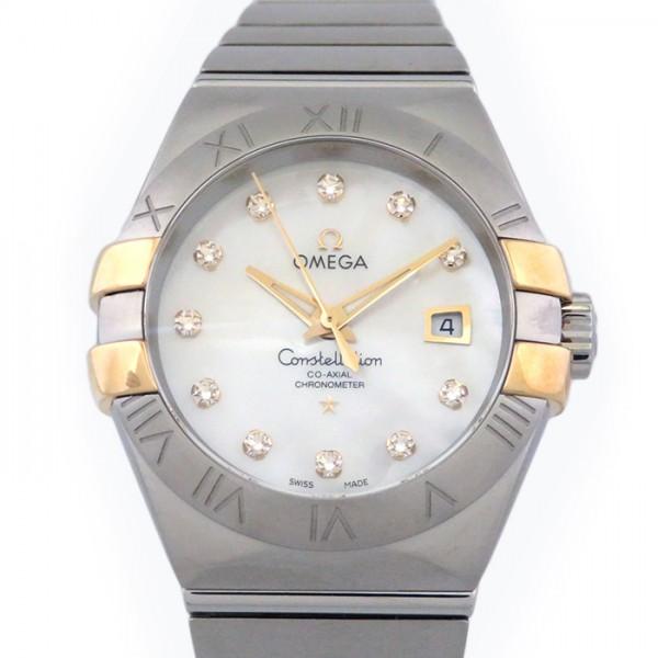 オメガ OMEGA コンステレーション コーアクシャル 123.20.31.20.55.004 ホワイト文字盤 レディース 腕時計 【新品】