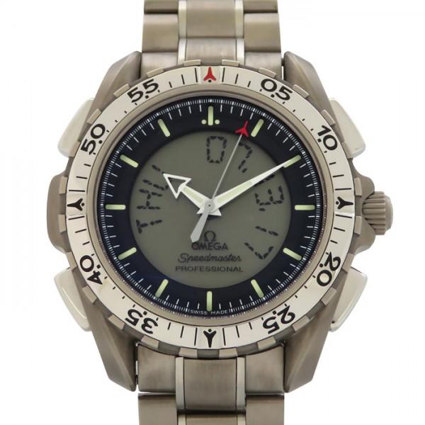 オメガ OMEGA スピードマスター プロフェッショナ 3290.50.00 ブラック文字盤 メンズ 腕時計 【中古】
