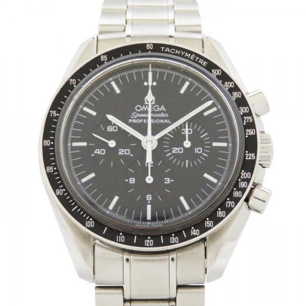 newest 2e6bc 3bfdc オメガ OMEGA スピードマスター プロフェッショナル 3570.50 ブラック文字盤 メンズ 腕時計 ...