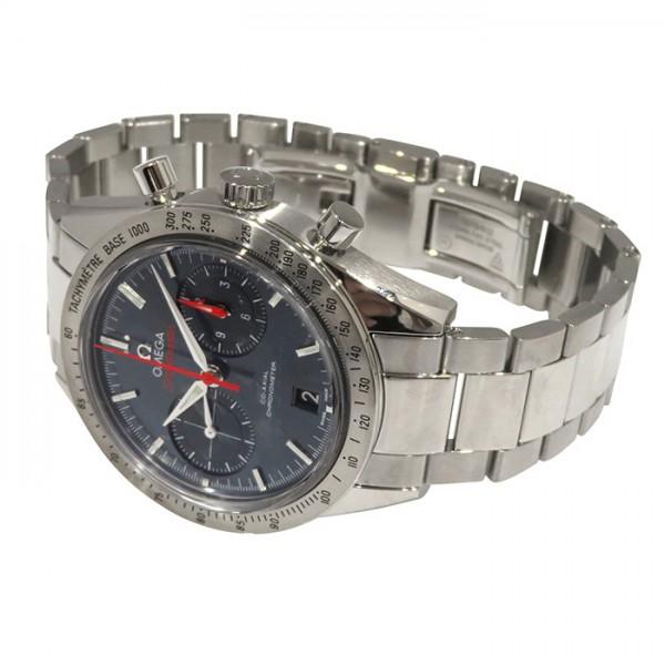 オメガ OMEGA スピードマスター57 クロノグラフ  331.10.42.51.03.001 ブラック文字盤 メンズ 腕時計 【新品】