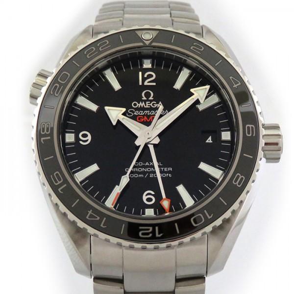 オメガ OMEGA シーマスター プラネットオーシャンGMT 232.30.44.22.01.001 ブラック文字盤 メンズ 腕時計 【新品】