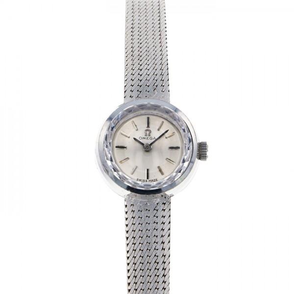 オメガ OMEGA デ・ヴィル - シルバー文字盤 レディース 腕時計 【アンティーク】