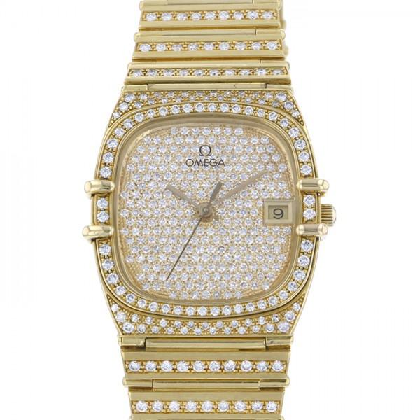オメガ OMEGA その他 コンステレーション - 全面ダイヤ文字盤 メンズ 腕時計 【アンティーク】