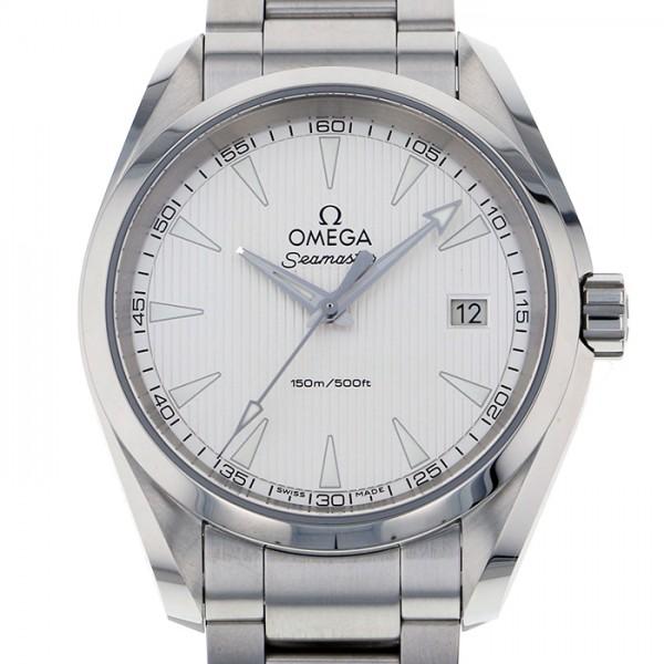 オメガ OMEGA シーマスター アクアテラ 231.10.39.60.02.001 ホワイト文字盤 メンズ 腕時計 【新品】