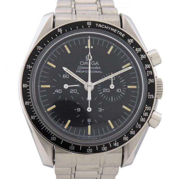 オメガ OMEGA スピードマスター プロフェッショナル 手巻き 3590.50 ブラック文字盤 メンズ 腕時計 【中古】