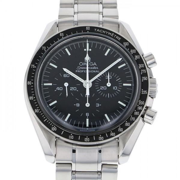 オメガ OMEGA スピードマスター 3572.50 ブラック文字盤 メンズ 腕時計 【中古】