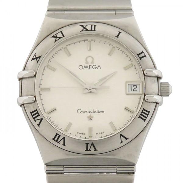 オメガ OMEGA コンステレーション 1512.30 シルバー文字盤 メンズ 腕時計 【中古】