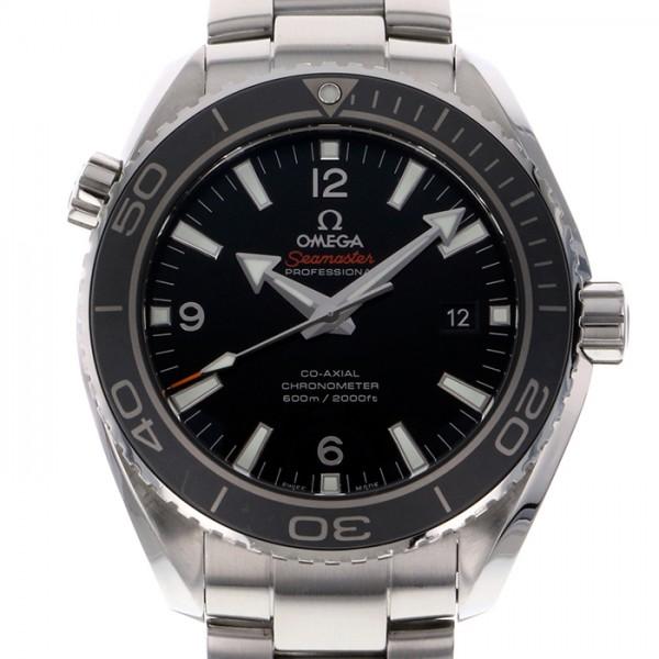 finest selection 76148 71c29 オメガ OMEGA シーマスター 600 プラネットオーシャン 232.30.46.21.01.001 ブラック文字盤 メンズ 腕時計 ...