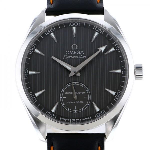 オメガ OMEGA シーマスター アクアテラ XXL 231.13.49.10.06.001 グレー文字盤 メンズ 腕時計 【中古】