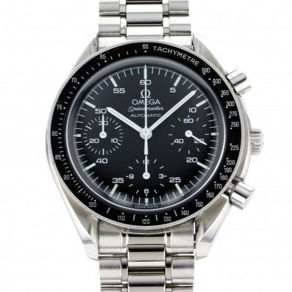 【全品 ポイント10倍 4/9~4/16】オメガ OMEGA スピードマスター 3510.50 ブラック文字盤 メンズ 腕時計 【中古】