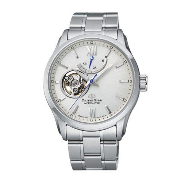 オリエントスター ORIENT STAR その他 SEMI SKELETON(Contemporary) RK-AT0004S シルバー文字盤 メンズ 腕時計 【新品】