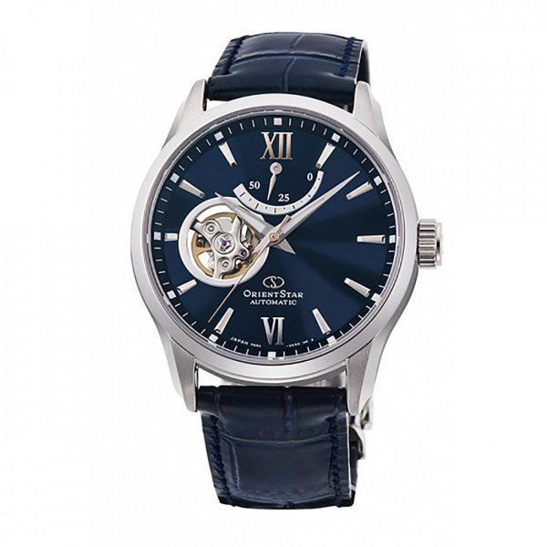 オリエントスター ORIENT STAR その他 SEMI SKELETON(Contemporary) RK-AT0006L ブルー文字盤 メンズ 腕時計 【新品】
