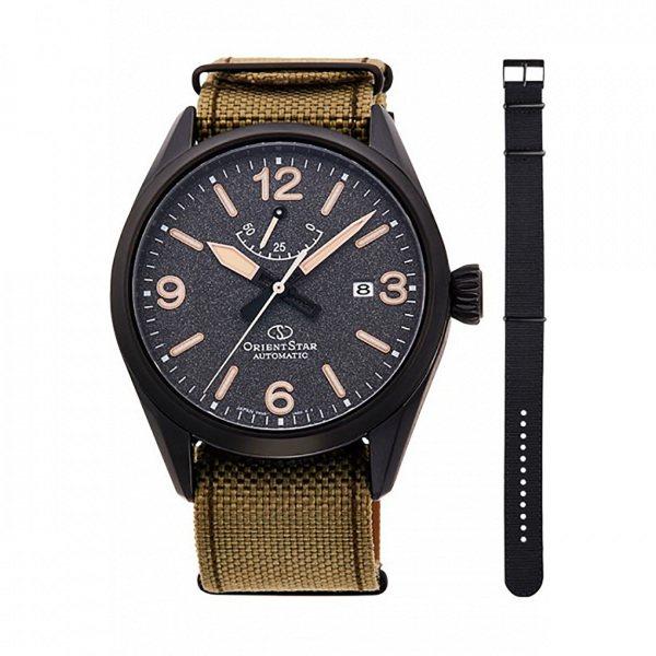オリエントスター ORIENT STAR その他 OUTDOOR RK-AU0206B ブラック文字盤 メンズ 腕時計 【新品】