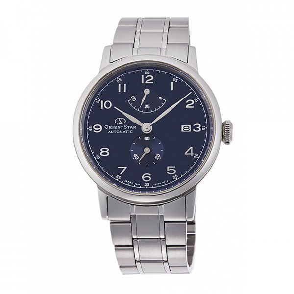 オリエントスター ORIENT STAR その他 HERITAGE GOTHIC RK-AW0001L ブルー文字盤 メンズ 腕時計 【新品】