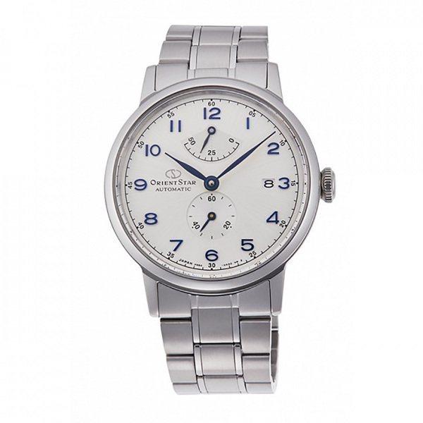 オリエントスター ORIENT STAR その他 HERITAGE GOTHIC RK-AW0002S シルバー文字盤 メンズ 腕時計 【新品】