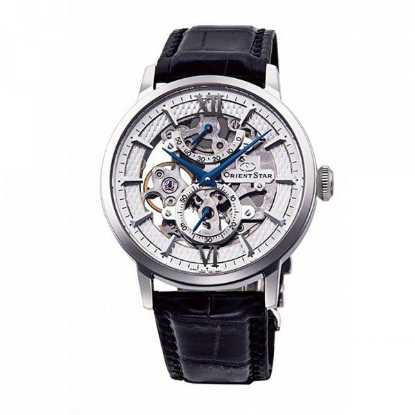 オリエントスター ORIENT STAR その他 SKELETON RK-DX0001S シルバー文字盤 メンズ 腕時計 【新品】