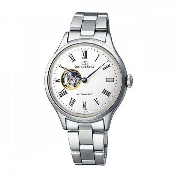 オリエントスター ORIENT STAR その他 CLASSIC SEMI SKELETON RK-ND0002S シルバー文字盤 レディース 腕時計 【新品】