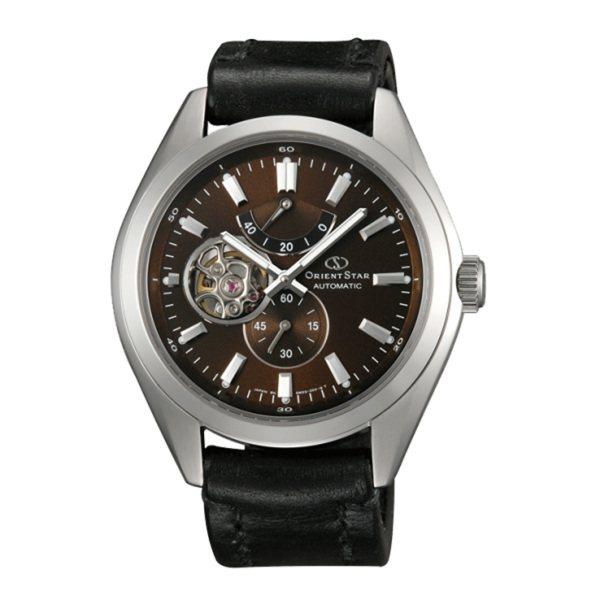 オリエントスター ORIENT STAR その他 SOMES Collaboration Model WZ0111DK ブラウン文字盤 メンズ 腕時計 【新品】