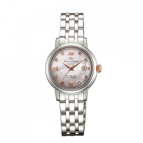 オリエントスター ORIENT STAR その他 STANDARD WZ0431NR ホワイト文字盤 レディース 腕時計 【新品】