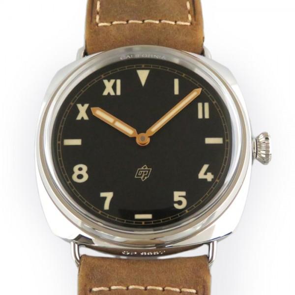 パネライ PANERAI ラジオミール カリフォルニア 3デイズ PAM00424 ブラック文字盤 メンズ 腕時計 【新品】