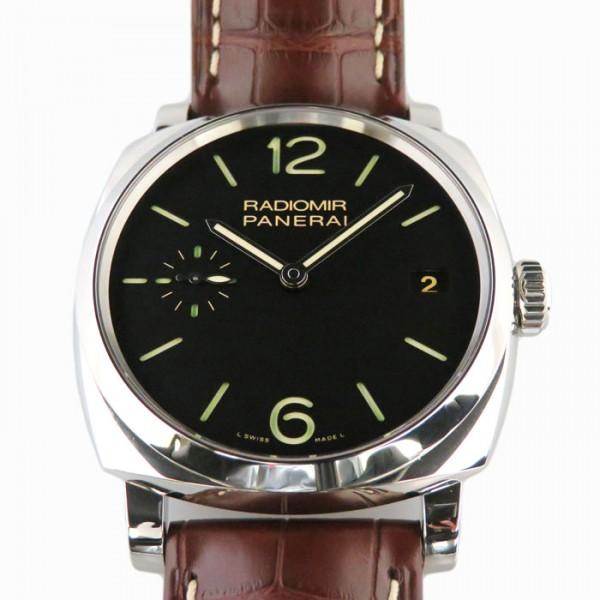 パネライ PANERAI ラジオミール 1940 3デイズ PAM00514 ブラック文字盤 メンズ 腕時計 【新品】