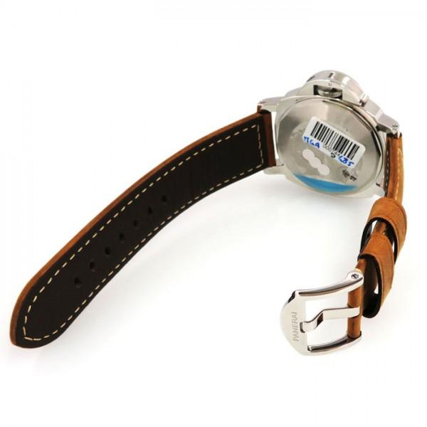 パネライ PANERAI ルミノール GMT アッチャイオ PAM01088 ブラック文字盤 メンズ 腕時計 【新品】