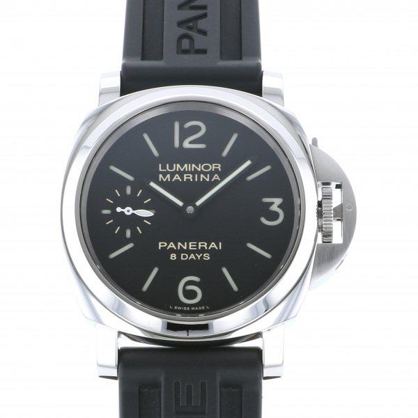 生まれのブランドで パネライ PANERAI ルミノール マリーナ 8デイズ 8デイズ PAM00510 PAM00510 ブラック文字盤 ブラック文字盤 腕時計 メンズ, ハスヌマムラ:fa720f76 --- baecker-innung-westfalen-sued.de