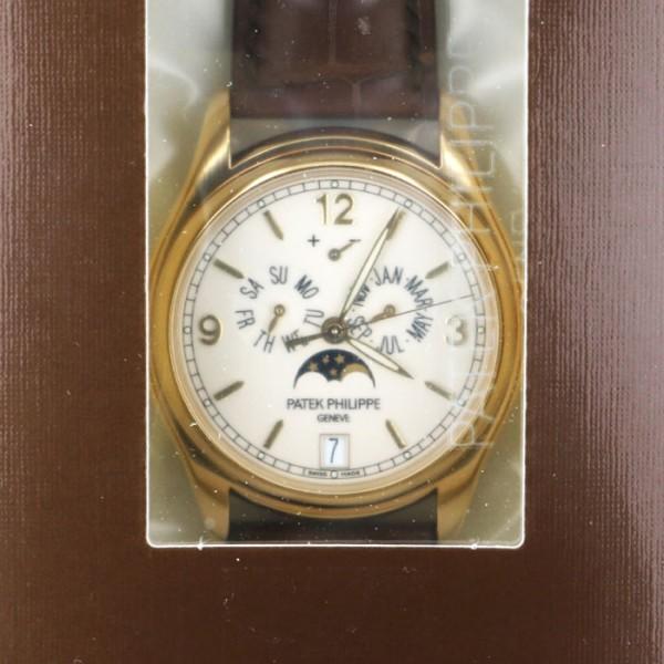 パテック・フィリップ PATEK PHILIPPE アニュアルカレンダー 年次カレンダー(未開封) 5146J-001 アイボリー文字盤 メンズ 腕時計 【新品】
