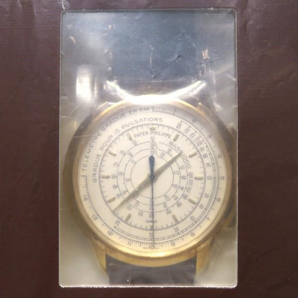 パテック・フィリップ PATEK PHILIPPE その他 マルチスケール クロノグラフ 世界限定400本 5975J-001 シルバー文字盤 メンズ 腕時計 【新品】