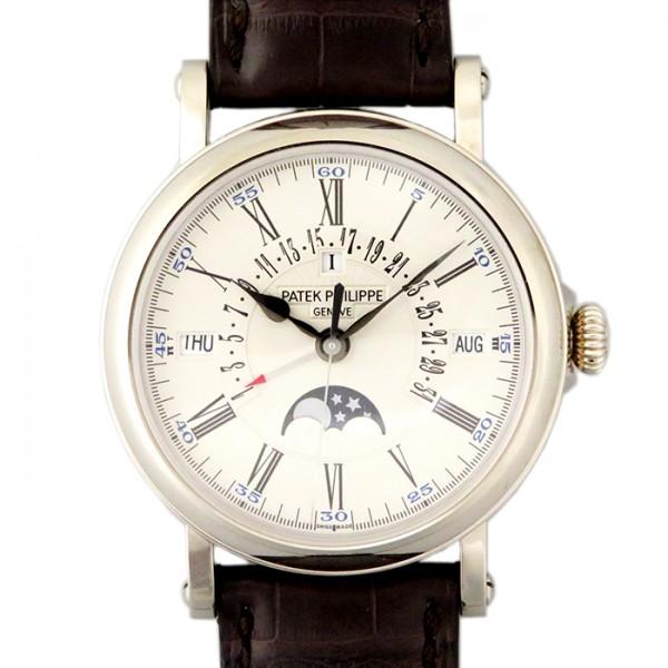 パテック・フィリップ PATEK PHILIPPE その他 グランド コンプリケーション 5159G-001 ホワイト文字盤 メンズ 腕時計 【新品】