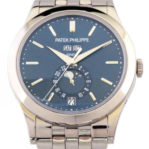 パテック・フィリップ PATEK PHILIPPE アニュアルカレンダー 5396/1G-001 ブルー文字盤 メンズ 腕時計 【新品】