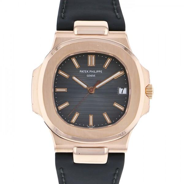 パテック・フィリップ PATEK PHILIPPE ノーチラス 5711R-001 グレー文字盤 メンズ 腕時計 【中古】