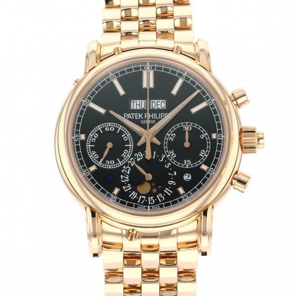 パテック・フィリップ PATEK PHILIPPE その他 グランド コンプリケーション 5204/1R-001 ブラック文字盤 メンズ 腕時計 【未使用】