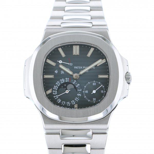 パテック・フィリップ PATEK PHILIPPE ノーチラス 5712/1A-001 ブルー文字盤 メンズ 腕時計 【中古】