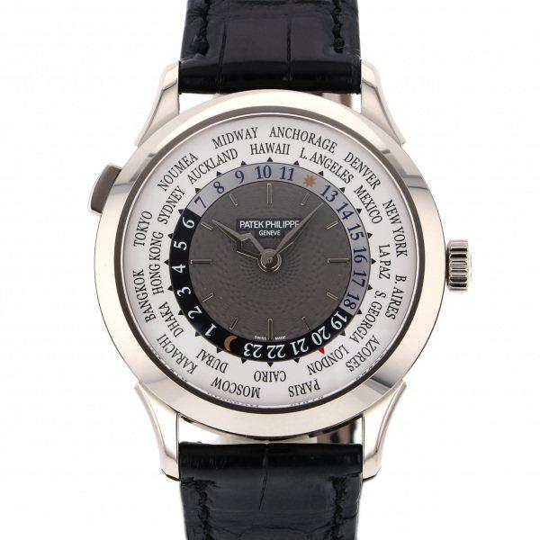 パテック・フィリップ PATEK PHILIPPE その他 ワールドタイム 5230G-001 グレー/シルバー文字盤 メンズ 腕時計 【中古】