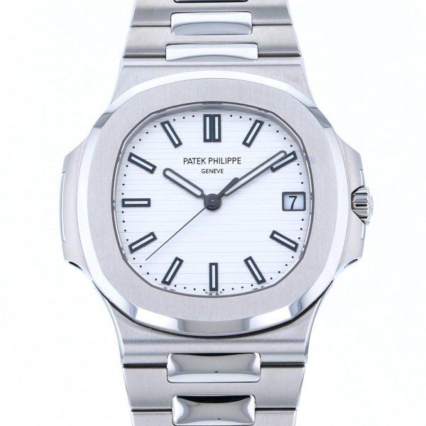 パテック・フィリップ PATEK PHILIPPE ノーチラス 5711/1A-011 ホワイト文字盤 メンズ 腕時計 【新品】