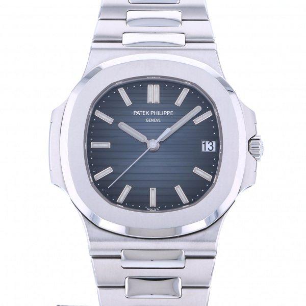パテック・フィリップ PATEK PHILIPPE ノーチラス 5711/1A-010 ブルー文字盤 メンズ 腕時計 【中古】