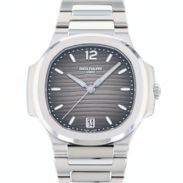 パテック・フィリップ PATEK PHILIPPE ノーチラス 7118/1A-011 グレー文字盤 レディース 腕時計 【未使用】