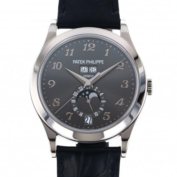 パテック・フィリップ PATEK PHILIPPE アニュアルカレンダー 5396G-014 グレー文字盤 メンズ 腕時計 【中古】