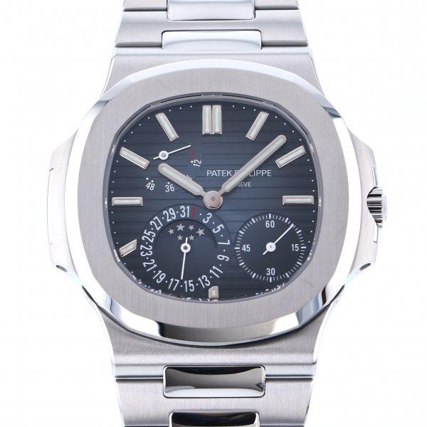 パテック・フィリップ PATEK PHILIPPE ノーチラス 5712/1A-001 ブルー文字盤 メンズ 腕時計 【新品】