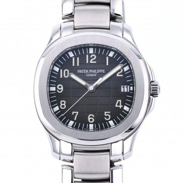 パテック・フィリップ PATEK PHILIPPE アクアノート 5167/1A-001 ブラック文字盤 メンズ 腕時計 【中古】